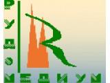 Логотип Руд-Медиум, производственный комплекс