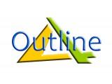 Логотип Outline