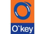 Логотип O`key, международная языковая школа