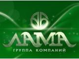 Логотип Абрикос, сеть универсамов