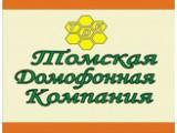 """Логотип """"A Томская Домофонная Компания"""""""