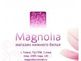 Логотип Magnolia магазин нижнего белья