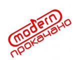 Логотип Modern - автомузыка и электроника