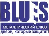 """Логотип """"Металлический блюз"""""""