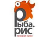 Логотип Рыба рис, OOO