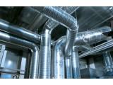 Логотип ООО «Вентпродукт» -  оборудование для систем вентиляции
