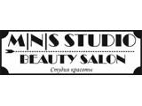 Логотип MNS STUDIO студия наращивания волос г. Томск