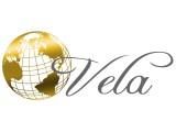 Логотип Студия веб дизайна Vela